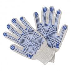 Перчатки с ПВХ-точкой